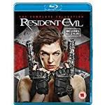 Resident evil blu ray Filmer Resident Evil: The Complete Collection [Blu-ray] [2017]
